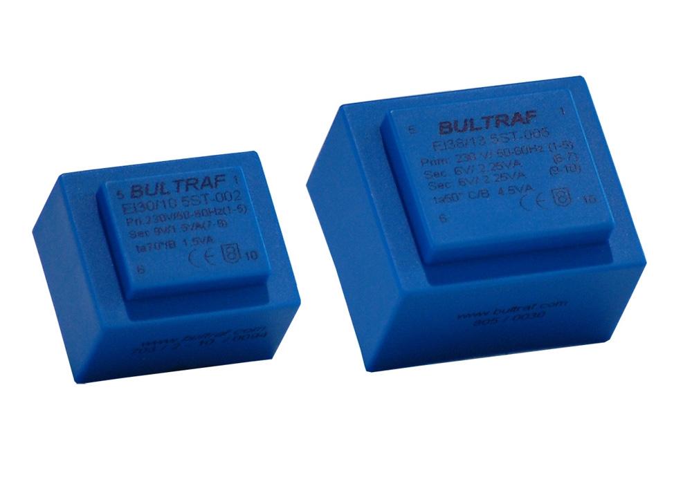 2.1. Трансформатори за печатен монтаж.